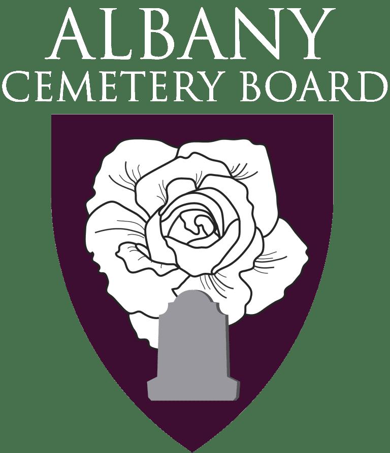 Albany Cemetery Board Logo